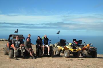 Tour di Lanzarote fuoristrada in buggy