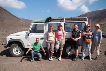 Tour im Jeep durch Lanzarote