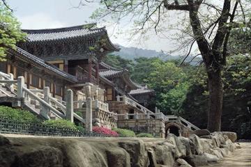 ソウル発、慶州の新羅遺産2日間ツアー