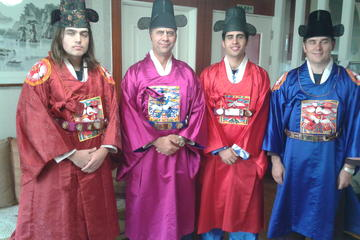 Combinado de Seúl: recorrido por el patrimonio cultural con...