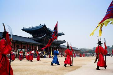 Recorrido por la mañana por Seúl incluidos el Palacio Gyeongbokgung y...