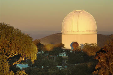 Easter at Siding Spring Observatory