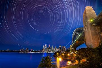 Sydney Star Trails Walking Tour
