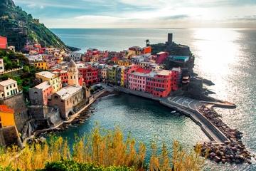 Cinque Terre-Tagesausflug mit Transport von Florenz aus