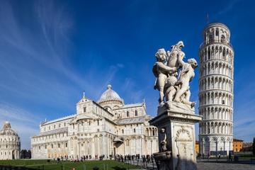 Excursion d'une journée à Pise et Lucques (Lucca) au départ de...