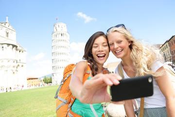 Excursion d'une journée à Pise, Sienne et à San Gimignano, au départ...