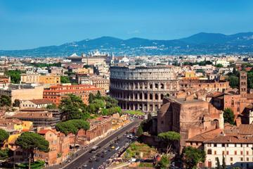 Florence Super Saver: Rome, Vatican and Colosseum