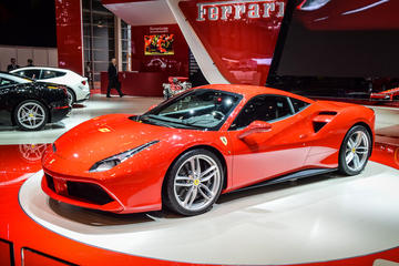 Full-Day Ferrari Museum Maranello Private Tour from Florence