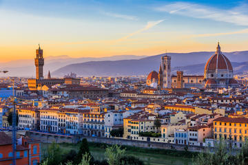 Full-Day Tour of Florence with Accademia and Uffizi Galleries and...