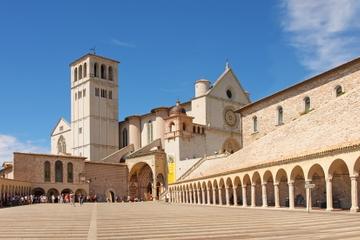 Gita di una giornata da Firenze ad Assisi e Cortona