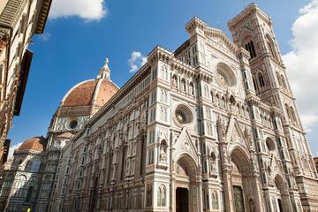 O complexo de Duomo e seus terraços escondidos