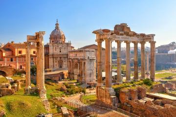 Passeio de um dia pela Roma imperial saindo de Florença em trem de...