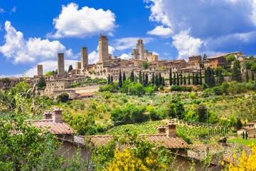 Private Tour nach Siena, Pisa und San...