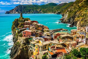 THE PEARLS IN THE GULF OF POETS-CINQUE TERRE PRIVATE TOUR