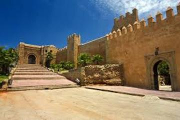 Day tour from Casablanca to Rabat