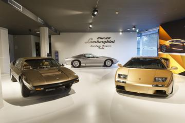 DUCATI & LAMBORGHINI: MUSEUMS AND...