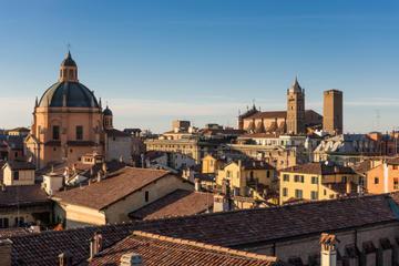 Recorrido a pie por la ciudad de Bolonia