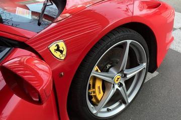 Excursão à Fábrica da Ferrari, Ducati e Lamborghini saindo de Bolonha