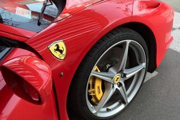 Excursão à Fábrica da Ferrari, Pagani...