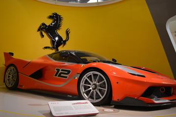 Ferrari, Pagani, and Lamborghini Factory Tour from Milan or Florence