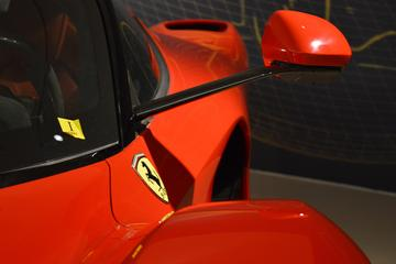 Italian Food and Museo Ferrari Small Group Tour from Florence Including Lunch