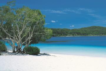 Excursão de 2 dias à Ilha Fraser em veículo 4x4 partindo de Brisbane...