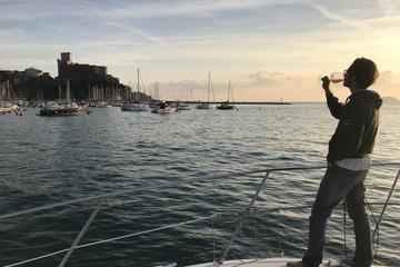 Cinque Terre Sunset Boat Spritz