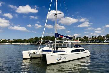 Private Catamaran Charter on Sydney...