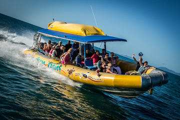 Tour de rafting a Whitehaven Beach