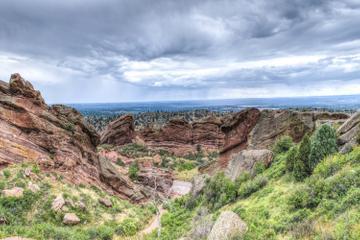 Parques de montaña de Denver con...