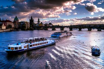 Prague Boats 1-hour Cruise