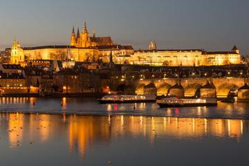 Prague Boats 3-hour Crystal Dinner Cruise