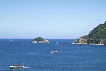 Dagskryssning på Bosporen och Svarta havet från Istanbul
