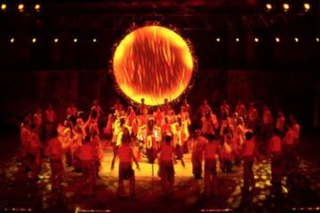 brand af anatolien show billet og...