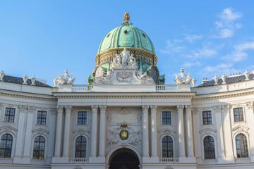 Tour a piedi per piccoli gruppi delle meraviglie di Vienna