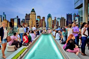 Découverte de New York depuis un salon sur le toit
