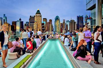 Rundtur bland New Yorks lounger med takterrass