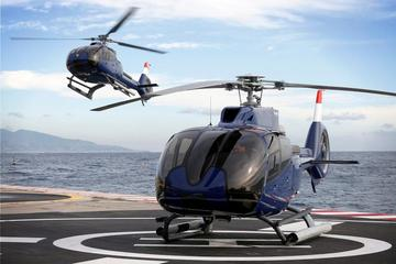 Helicopter Transfer to Nice from Monaco