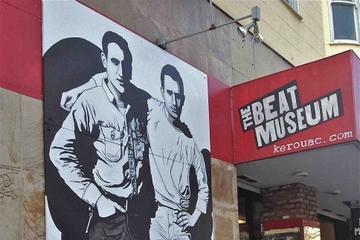 North Beach Underground-Führung mit Eintritt ins Beat Museum