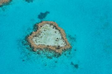 Tour delle Whitsunday Islands in idrovolante con Whitehaven Beach e