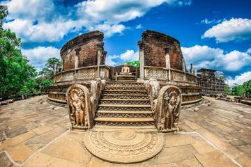 Day Excursion To Polonnaruwa City...