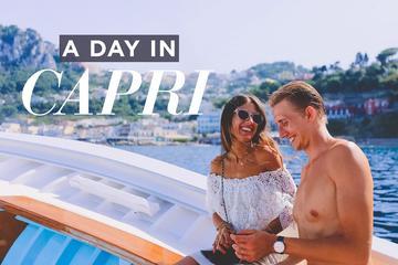 Private Tour: Visit Capri by private coach and private boat tour