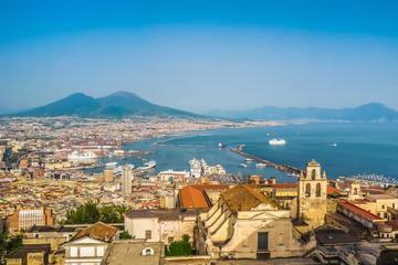 Visite à pied de la ville de Naples