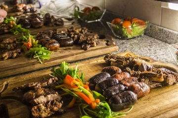 Privatrestaurant in Buenos Aires: Kulinarisches Erlebnis im Steaks by...
