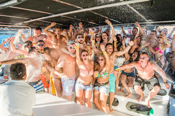 Boat Party from Playa de las Americas