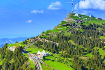Tour indipendente su Monte Rigi da Lucerna, inclusa crociera sul lago