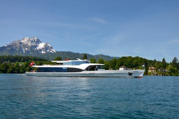 Vierwaldstätter See Panorama Besichtigungs-Bootsfahrt