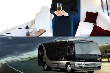 Luxury Transfer Service : From Sapporo city to New Chitose Airport