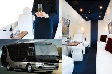 One Day trip to Furano and Biei with luxury private limousine bus