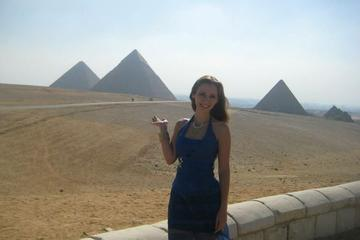 Day Trip to Pyramids & Nile from Alexandria port
